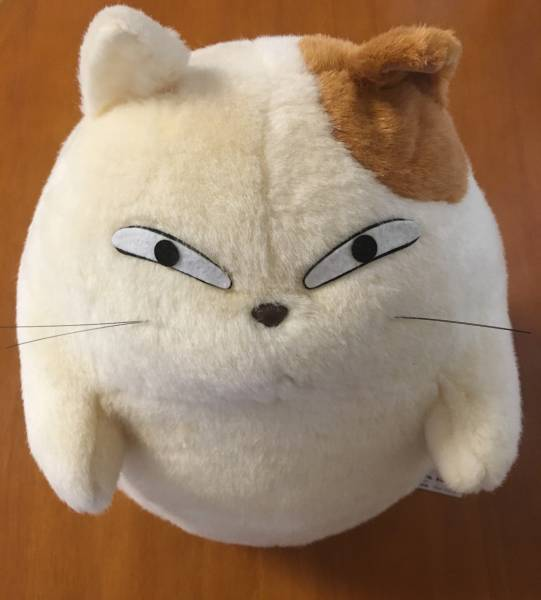 【新品】タグ付 ジブリ 猫の恩返し ムタL グッズの画像