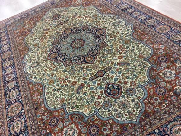 一生ものの絨毯をお探しの方へ!入手困難トルコが誇るへレケ絨毯DURDELE師匠デザイン見事なデザイン宝石の様な絨毯通関済数日のみ割引~_敷く芸術です!コレクション!へレケ絨毯