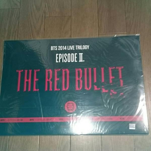 防弾少年団 ミニポスター The Red Bullet ジョングク ジン ジミン V