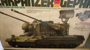 タミヤ 1/16 西ドイツ軍 ゲパルト対空戦車 ( ラジコン
