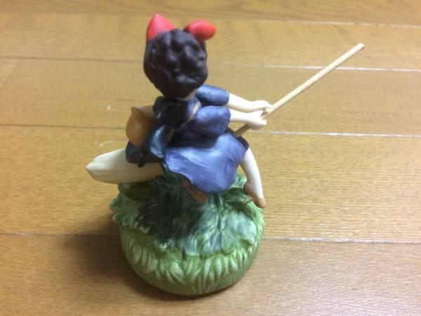 【中古品・箱なし】スタジオジブリ 魔女の宅急便 オルゴール_画像2