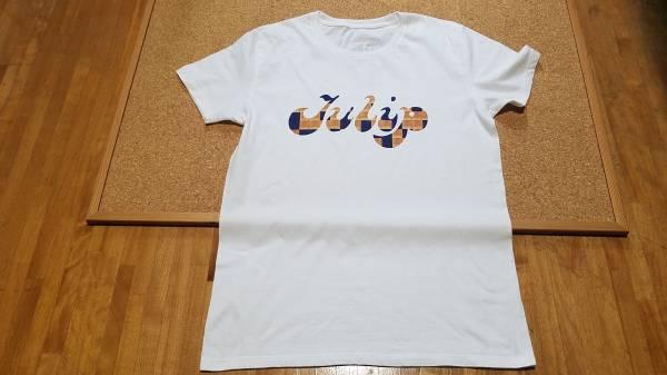 ♪チューリップ THE LIVE 40th Memorial Tour tulip Tシャツ ホワイト Lサイズ♪財津和夫
