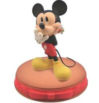 (BI) ディズニー 幸せの瞬間 フィギュア 花束ミッキー  未使用品 ディズニーグッズの画像