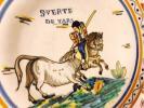【送料無料条件有】湯布院 アンティーク ヨーロッパ ヴィンテージ レトロ スペイン 1970年代 飾り皿 絵皿 陶器製 貴重品