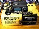 YAESU FT-100D HF~430 八重洲 ヤエス ゼ