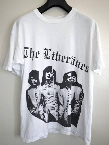 THE LIBERTINES リバティーンズ バンド Tシャツ オフィシャル Mサイズ
