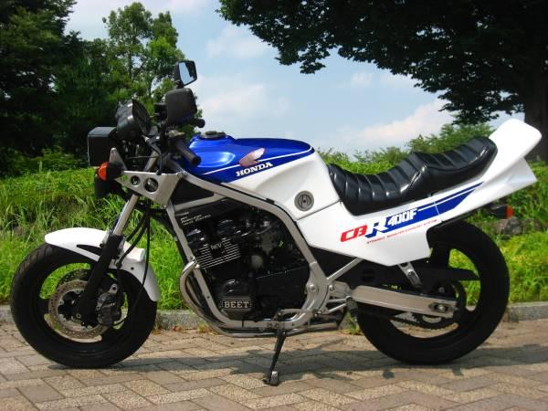 CBR400F 2型 書付 実働 CBX400F CB400F BEET 当時物 CB750 Z2 Z1 ホーク2 CB250T GS400 GT380 Z400FX XJ400 RZ350 KH400 Z750FX