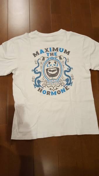 ナオちゃんプロデュース Tシャツ マキシマムザホルモン レア 希少 プロデュース オリジナル なおちゃん サイズL ライブグッズの画像