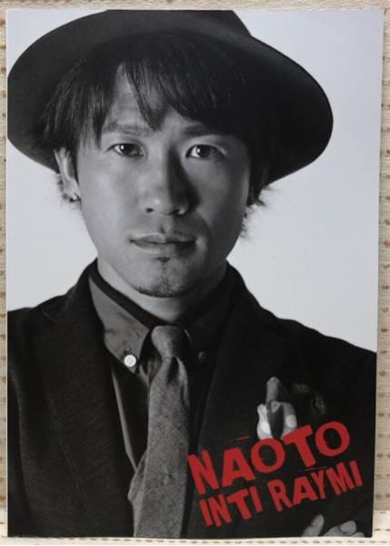 ■ナオト・インティライミ ツアー パンフレット 2013