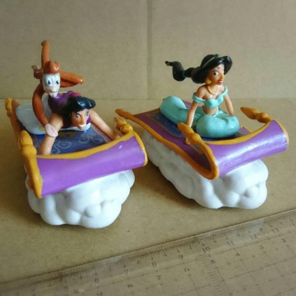 Disney アラジン ジャスミン フィギュア おもちゃ  ディズニーグッズの画像