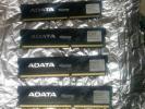 ADATA DDR3-1600(XMP) 4枚合計で16GB(4GB+4GB+4GB+4GB)