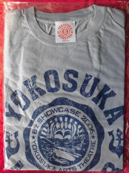 未開封品 B'z SHOWCASE 2006 横須賀MONSTER Tシャツ グレー Sサイズ 送料164円