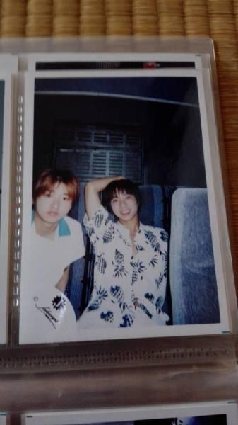 48■嵐 大野智 小原裕貴 公式写真 Jr.時代■