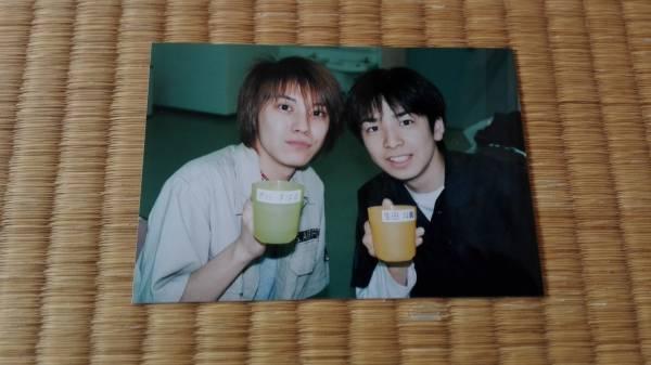 8■関ジャニ∞ 渋谷すばる 生田斗真 ファミクラ公認写真 Jr.時代■