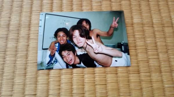 10■嵐 松本潤 屋良朝幸 米花剛史 ファミリークラブ公式写真 Jr.時代■