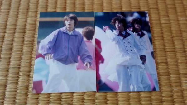 12■関ジャニ∞ 渋谷すばる 写真 2枚 Jr.時代■