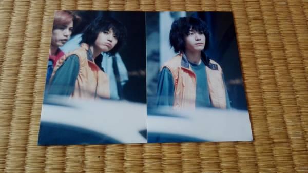 23■関ジャニ∞ 渋谷すばる 写真 2枚 Jr.時代■