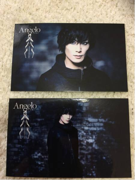 Angeloツアー THE COUNTLESS CORD ロト ギルセット