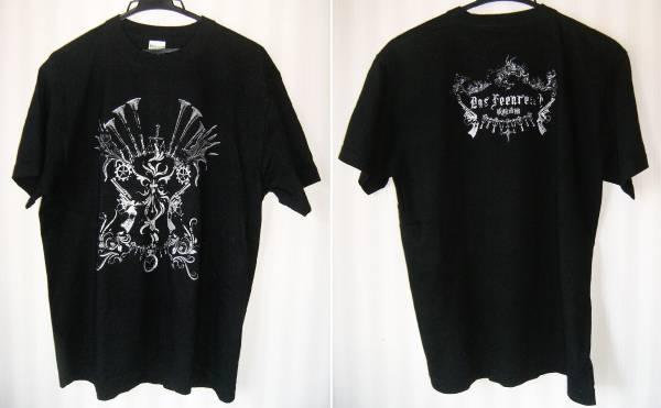 ■妖精帝國 Tシャツ Lサイズ 黒■妖精帝国