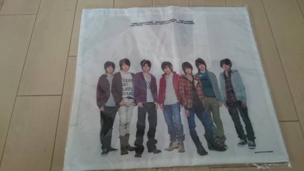 新品未開封NYC boys トートバッグ Sexy Zone Hey!Say!JUMP