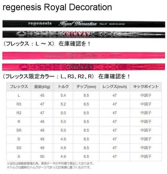 ★☆葭葉ルミ 飛距離NO.1 CRAZY ロイヤルデコレーション × CRZ435 新品☆★_画像3