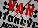 其它 - コレクターグッズ放出!!! VAN JAC MOTOR CYCLE RACING TEAMステッカー