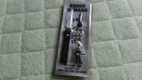 浜田省吾 ファンクラブコンサート 2003 ストラップ ライブグッズの画像