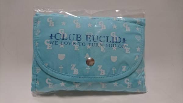 CLUB EUCLID FCファンクラブ継続特典エコバッグ☆ゴールデンボンバー/ギルド/Anli Pollicino
