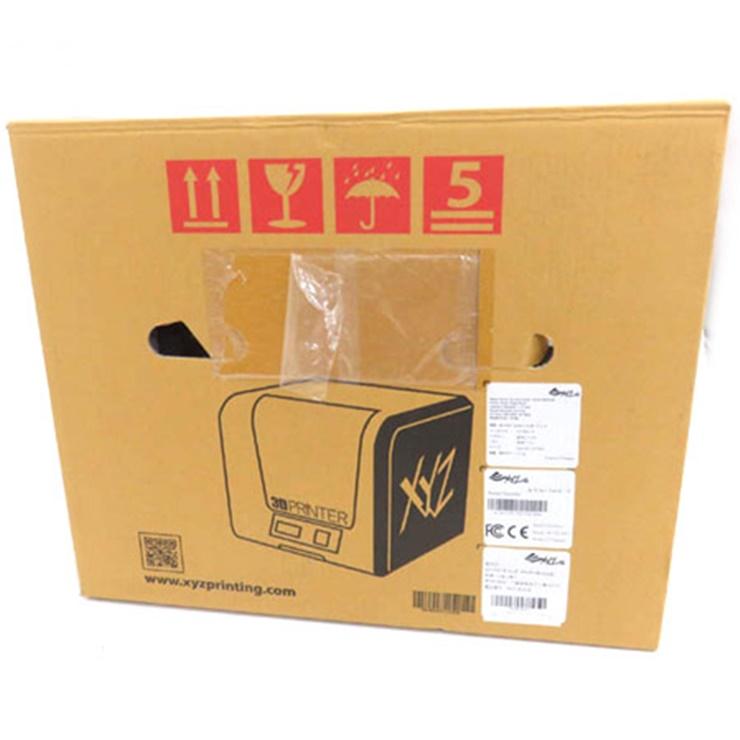 新品 未使用品 XYZ printing XYZ プリンティング ジャパン ダヴィンチ Jr. 1.0 3D プリンター 本体 オレンジ_画像1