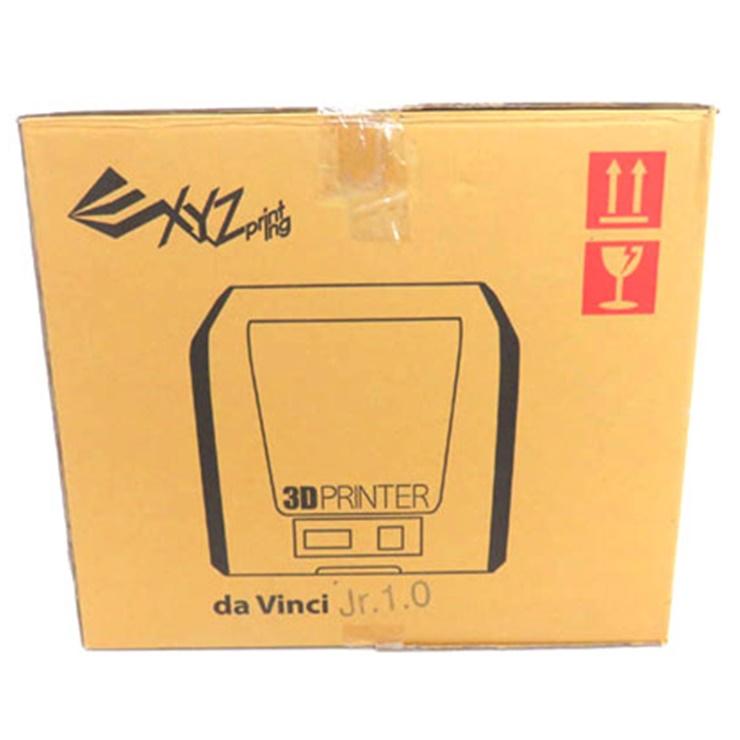新品 未使用品 XYZ printing XYZ プリンティング ジャパン ダヴィンチ Jr. 1.0 3D プリンター 本体 オレンジ_画像3