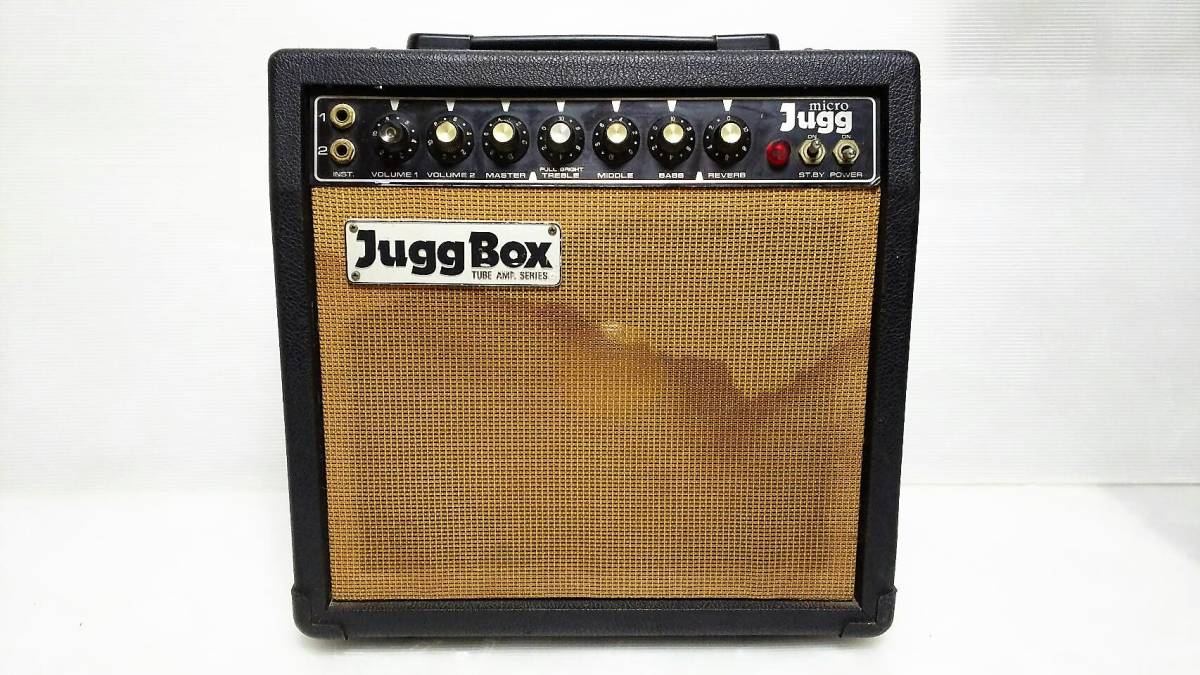 [104] micro Jugg MJ-3 アンプ