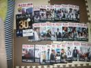あぶない刑事 全事件簿 DVDマガジン 冊子付き Vol.1〜25 舘ひろし・柴田恭兵