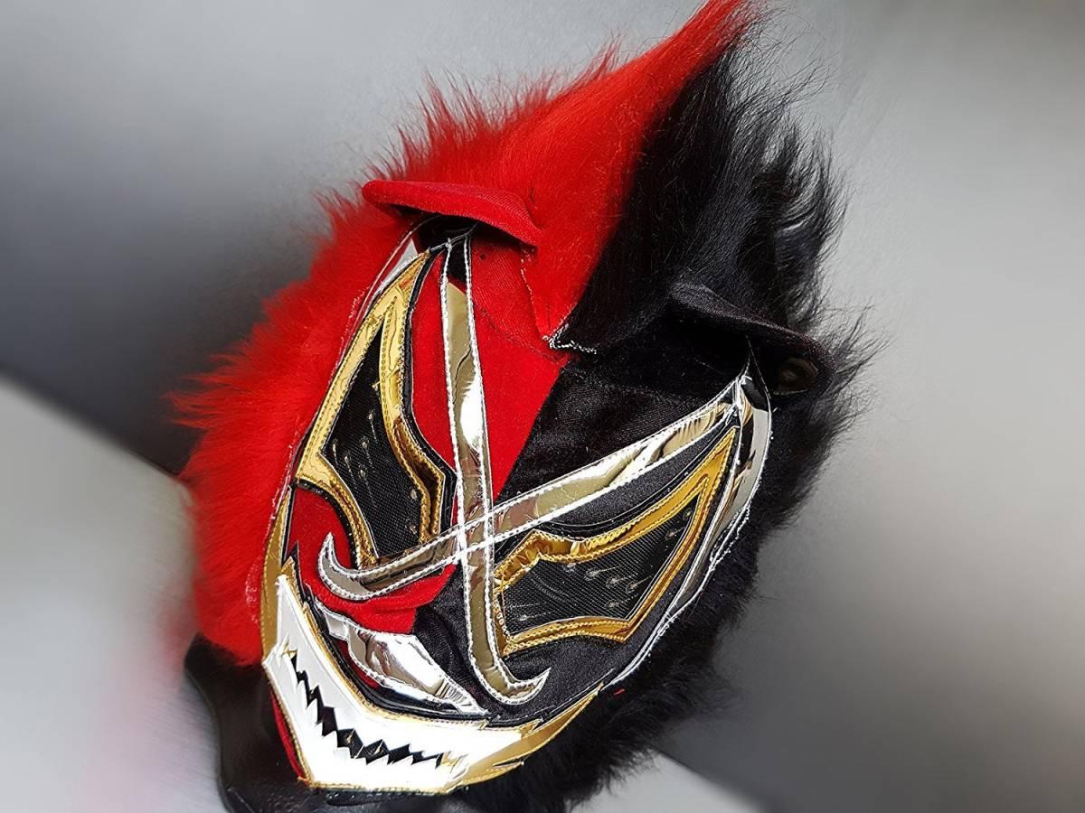 カマイタチ 新日本プロレス マスク グッズの画像