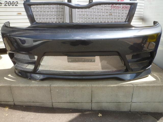 トヨタ/ ハイエース200系社外フロントバンパー