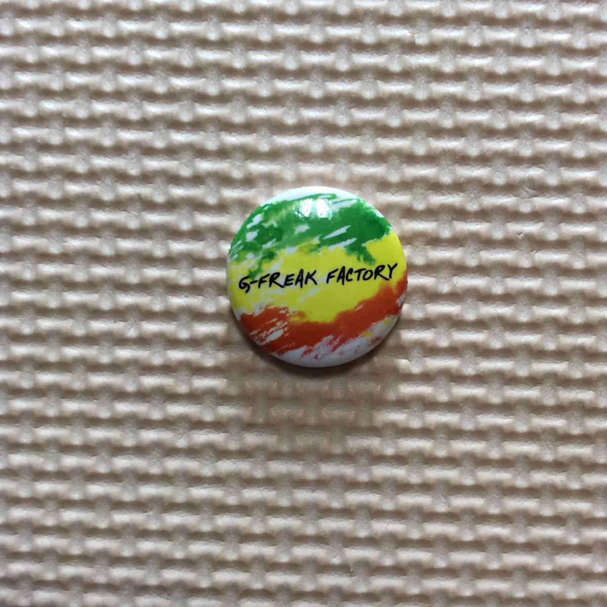 RSR ライジングサン2017 RISINGSUN 缶バッジ G-FREAK FACTORY