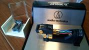 audio-technica AT150E/G VM (デュアル・マグネット)カートリッジ、未使用交換針付き、オーディオテクニカ