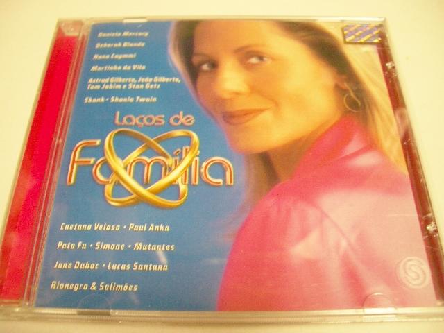 Lacos De Familia (Trilha Nacional Da Novela) (家族の絆) サウンドトラック/Paul Anka等_画像1