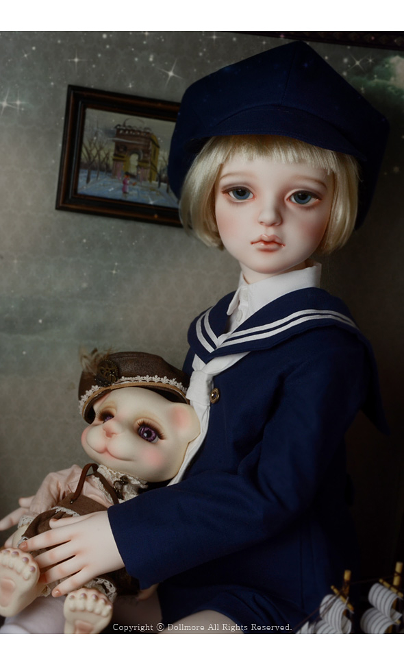 送料無料[Dollmore] 球体関節人形 Lusion Boy - Little Lord Fauntleroy Pino - LE10_画像3