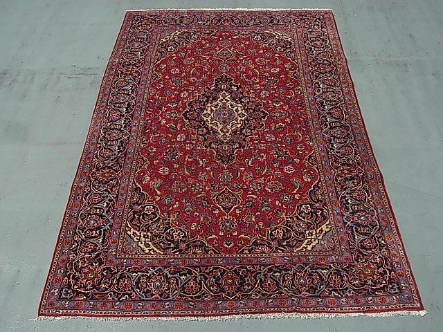 ◆ペルシャ絨毯◆アンティーク家具◆送料無料◆大判 イラン産384×250ギャッベ 骨董 古美術 ビンテージ 古道具 マット カーペット