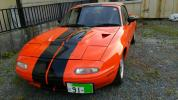 prompt decision price cut. NA6CE modified Eunos Roadster Mazda Speed B specifications Eg installing price cut negotiations equipped