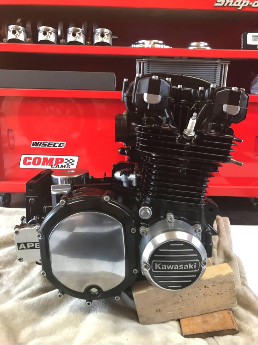 Z1000MK2 コンプリートエンジン Z1R Z1 KZ1000MK2 Z750FX