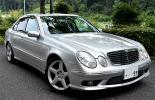 2003年 メルセデス・ベンツ E500 アバンギャルド E