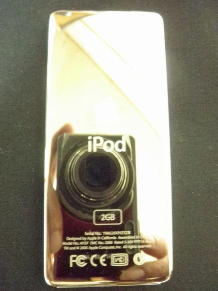 ★ iPod nano ★ A1137 第1世代 2GB 中古 ホワイト 【完動品】_画像2