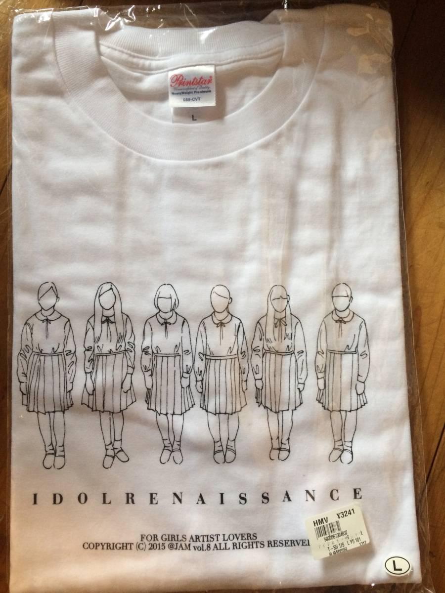 Idol Renaissance (アイドルネッサンス) の Tシャツ / 新品 サイズL