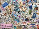外国切手 アメリカ 大量 2000枚 おまとめ 使用済 切手