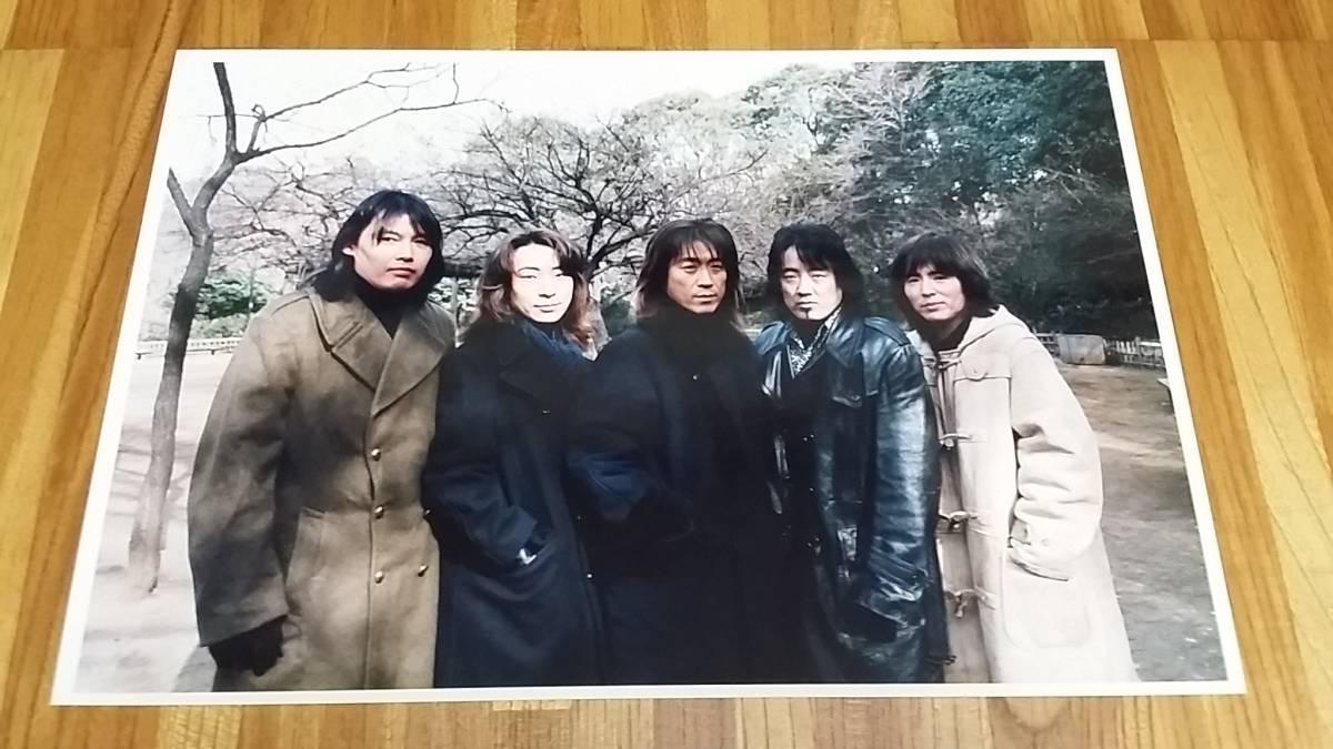 THE 虎舞竜 昔の写真 高橋ジョージ ロード 3