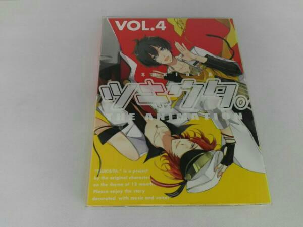 TV ツキウタ。TV ANMATION 第4巻(DVD +CD ) グッズの画像