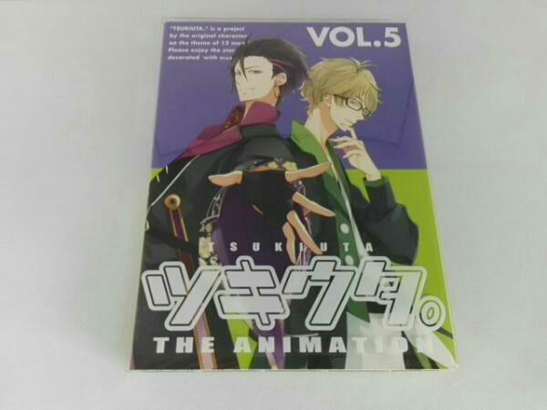 TVツキウタ。THE ANIMATION 第5巻(DVD+CD) グッズの画像