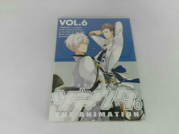 TVツキウタ。THE ANIMATION 第6巻(DVD+CD) グッズの画像