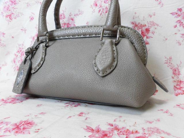 美品◆高級本物◆フェンディ バッグ セレリア ◆14828_画像3